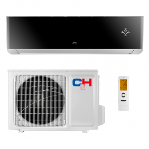 Cooper and Hunter Supreme inverter black oro kondicionierius