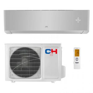 Cooper and Hunter Supreme inverter silver oro kondicionierius