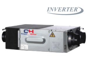 Cooper&Hunter inverter rekuperatorių montavimas Šiauliai